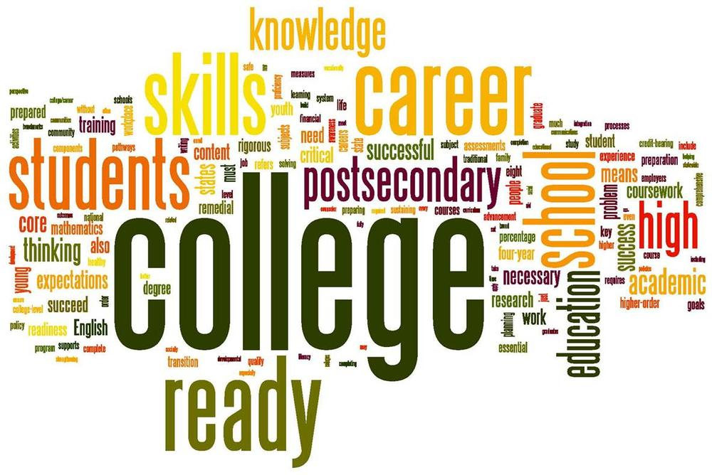 College Counseling Key Words